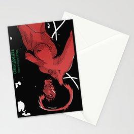 MOTOKO KUSANAGI GHOST IN THE SHELL Stationery Cards