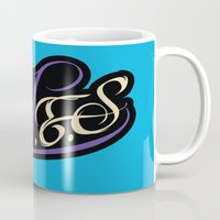 inception Mugs featuring YES InCEPTIOn by LiveInTheYES