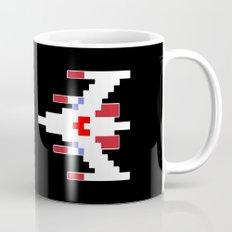 Galaga Fighter Mug