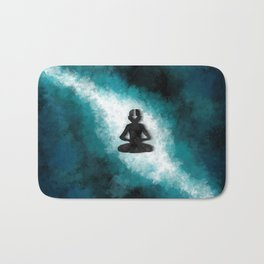 Avatar State Milky Way Bath Mat