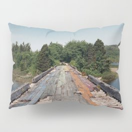 Rainbow Bridge Pillow Sham