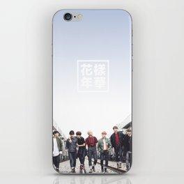 BTS + I need u iPhone Skin