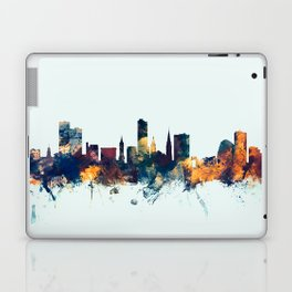 Leicester England Skyline Laptop & iPad Skin