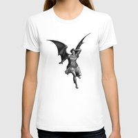 satan T-shirts featuring Satan by TheMessianicManic