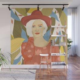 Emma Wall Mural