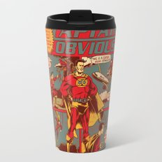 Captain Obvious! Travel Mug