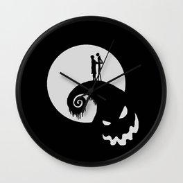 Nightmare Jack Skellington Wall Clock