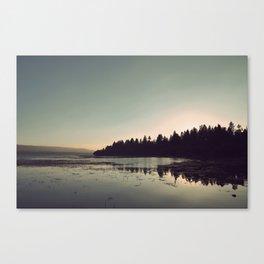 Big Bear Lake Canvas Print