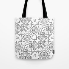 outback lines Tote Bag