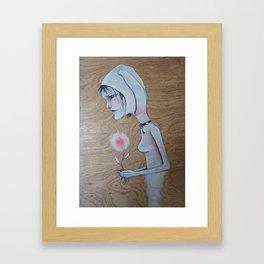Anchorage Framed Art Print