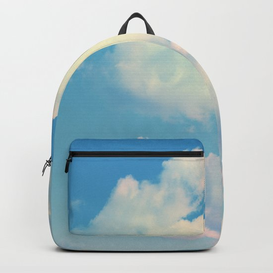 The Colour of Clouds 04 Backpack