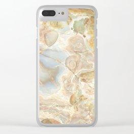 Fossilia Onychinus Clear iPhone Case