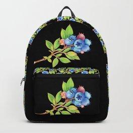 Wild Maine Blueberries Backpack
