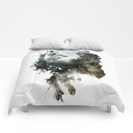 Skull - Metamorphosis Comforters