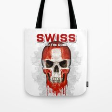 To The Core Collection: Switzerland Tote Bag