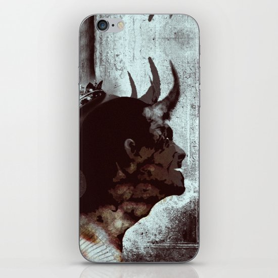 Darkness and light iPhone & iPod Skin