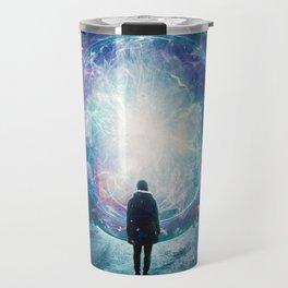 Present Past Travel Mug