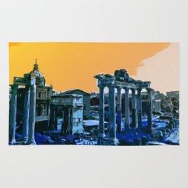 Twilight of the Gods on the Roman Forum Rug