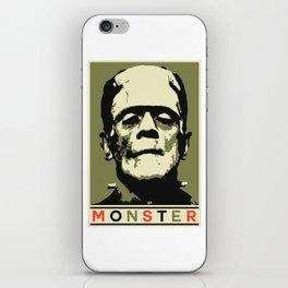 Monster (Boris Karloff) iPhone Skin
