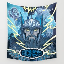 Thor Wall Tapestry