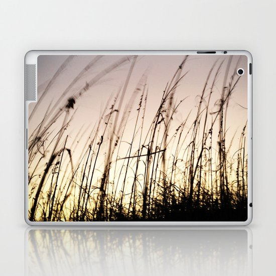 Sunset on Tybee Laptop & iPad Skin