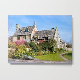 Captivating Property. Metal Print