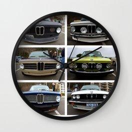 Bavarian Auto Club - West Seattle 2014 Wall Clock