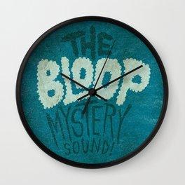 Bloop Wall Clock