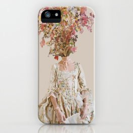 Let Me Eat Cake iPhone Case
