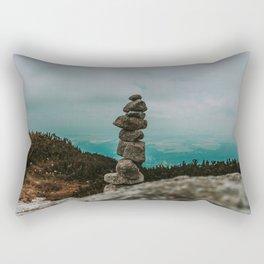 Panorama  Rectangular Pillow