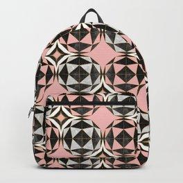 Geodesic Optic Roses Backpack