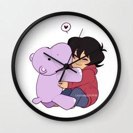 Keef Wall Clock