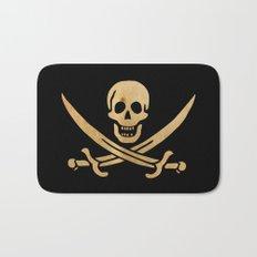 Pirate Bath Mat