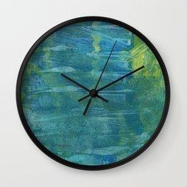 Abstract No. 197 Wall Clock