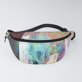Chicago Architecture Cityscape Photography Fanny Pack