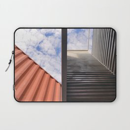 Containers in the sky Laptop Sleeve