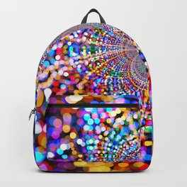 Dance of the lights Backpack