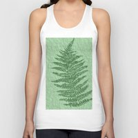 fern Tank Tops featuring Fern by Mr and Mrs Quirynen