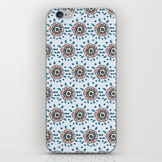 Minta's Floral iPhone & iPod Skin
