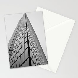 Grandiose Edifice Stationery Cards