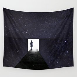 Stars Way To Heaven Wall Tapestry