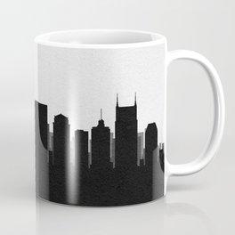 City Skylines: Nashville Coffee Mug
