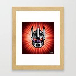 Space Ranger Framed Art Print