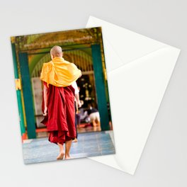 Monaci, Myanmar Stationery Cards