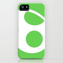 Green Egg iPhone Case