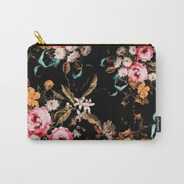Midnight Garden IV Carry-All Pouch