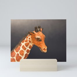 Giraffe My Pretty Mini Art Print