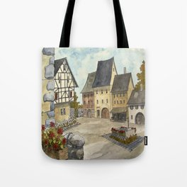 German Village Tote Bag