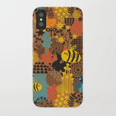 The bee. Slim Case iPhone X