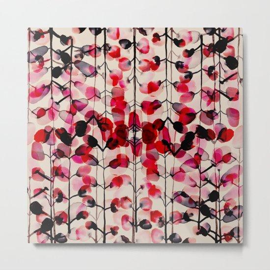 flower pattern 03 Metal Print